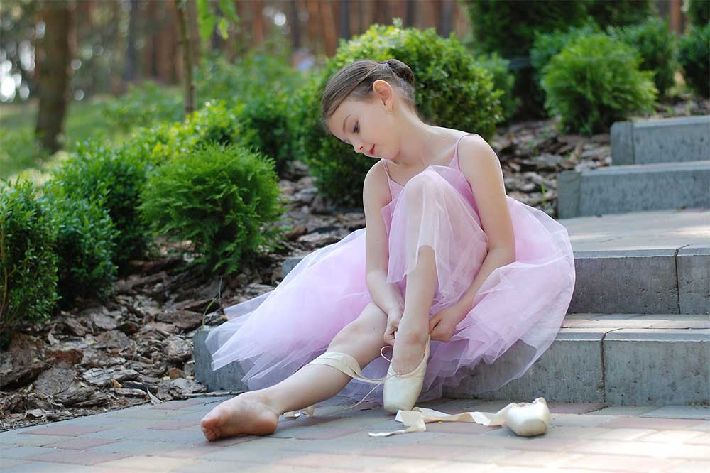 Ballet Shoes Advice