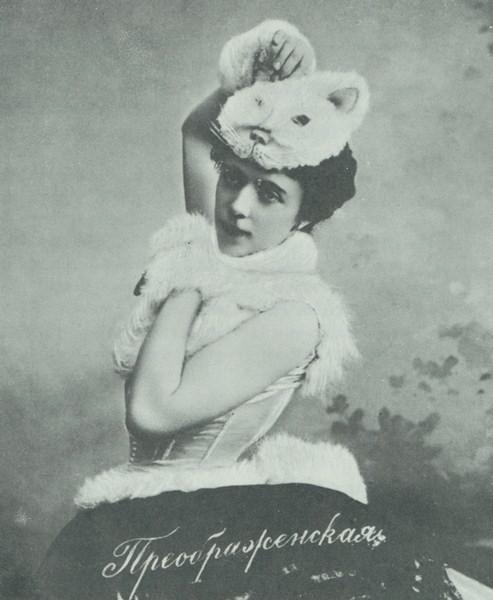 Preobrajenska, Olga