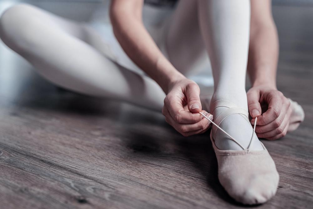 best ballet shoes