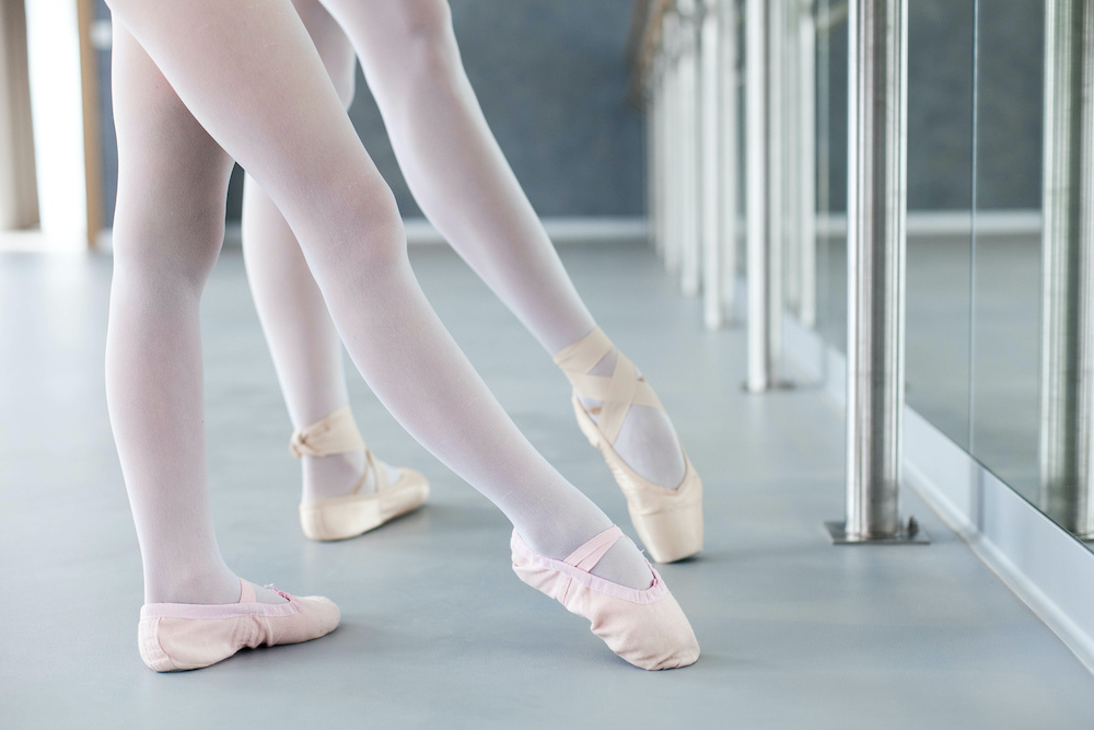how much are ballet shoes