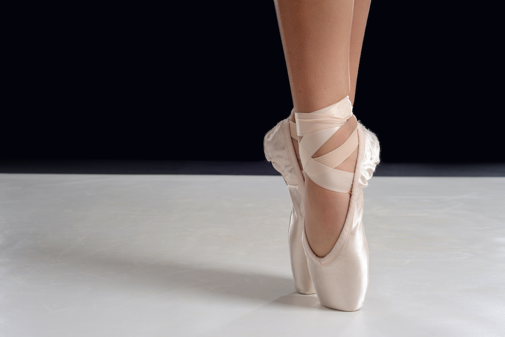 bezioner pointe shoes review