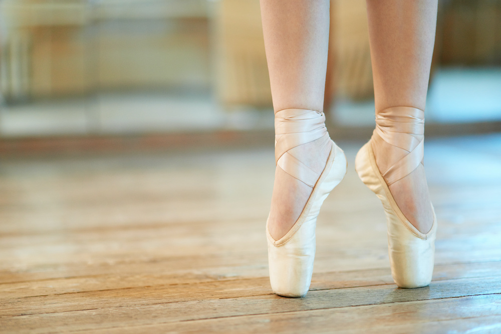 tips on how to break in pointe shoes