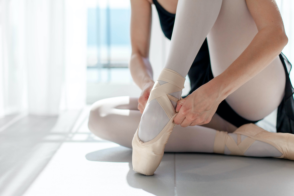pointe shoes fit