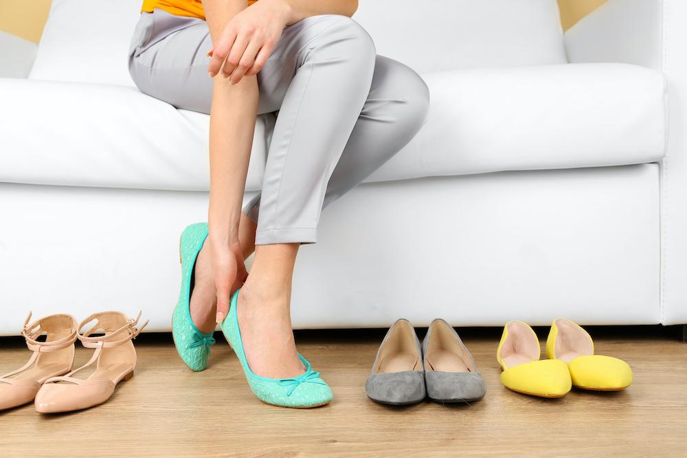 best ballet flats for wide feet