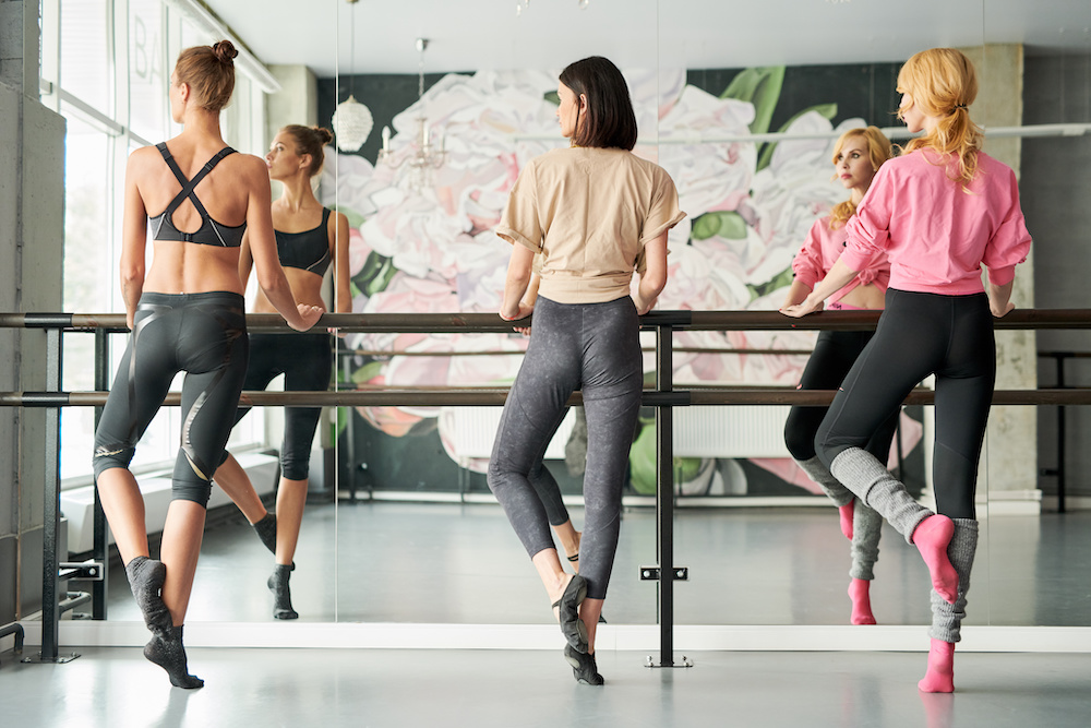tips in learning ballet as an adult