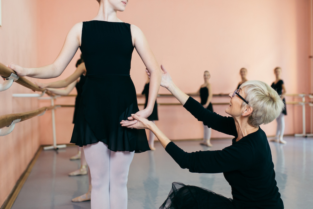 tips on what to wear to ballet class