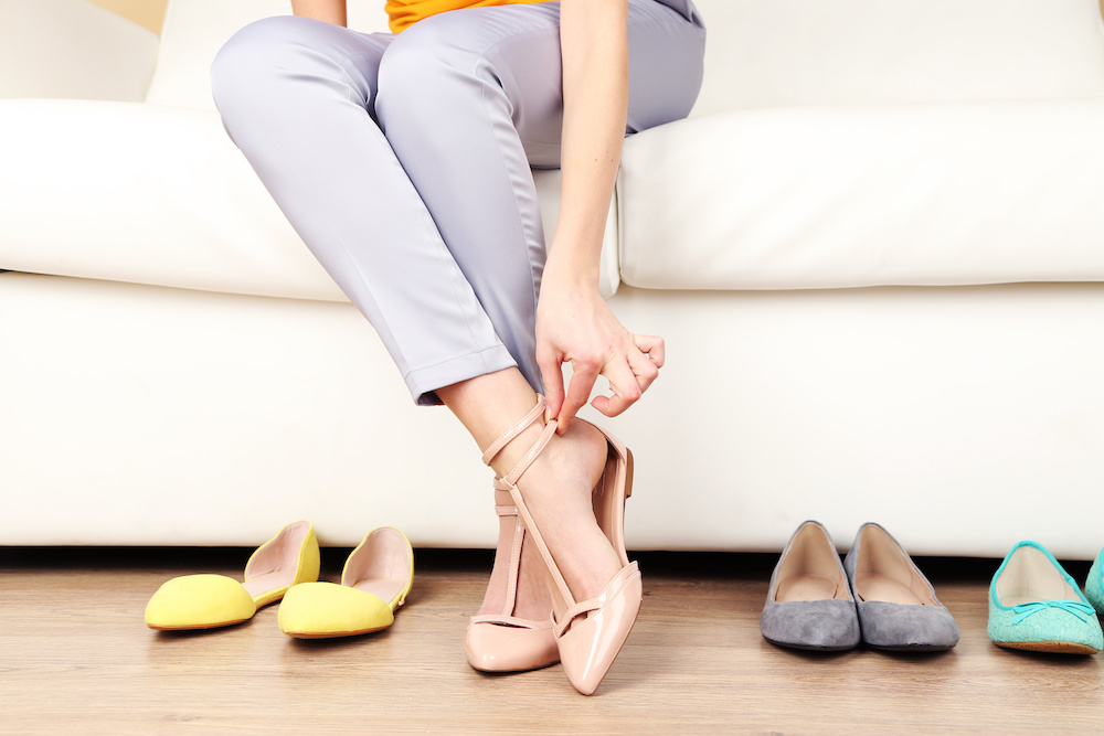 best ballet flats with straps