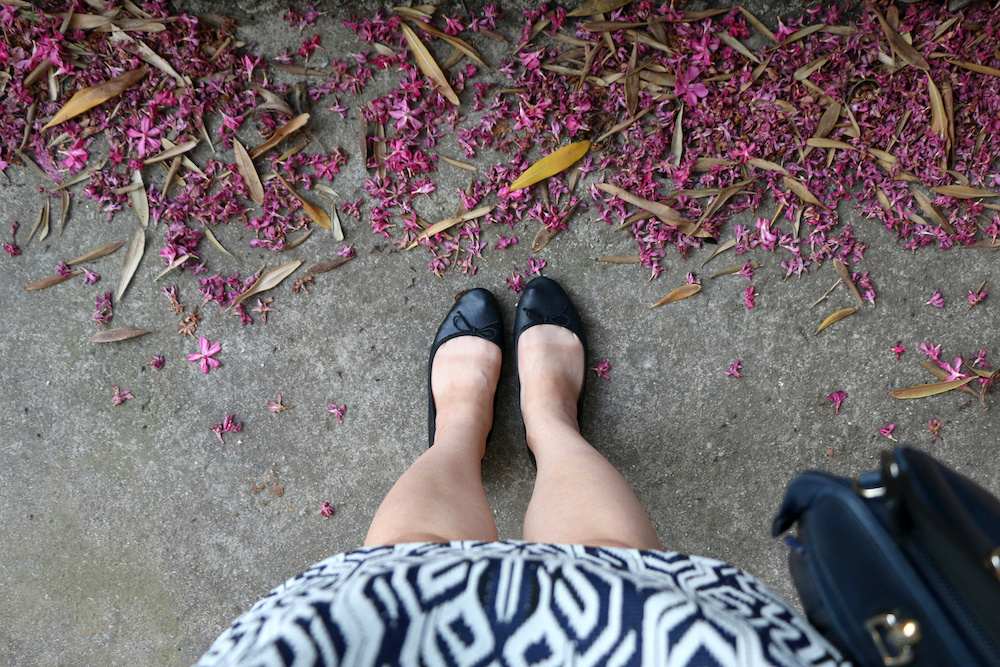 isotoner ballet slippers review